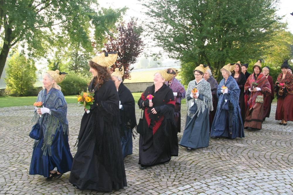 Fronleichnam in Thalheim bei Wels