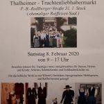 Trachtenliebhabermarkt der Goldhaubengruppe Thalheim
