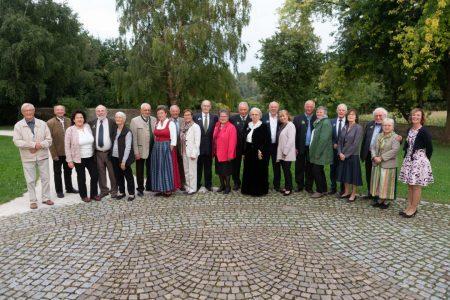Ehedankfest der Pfarre Thalheim